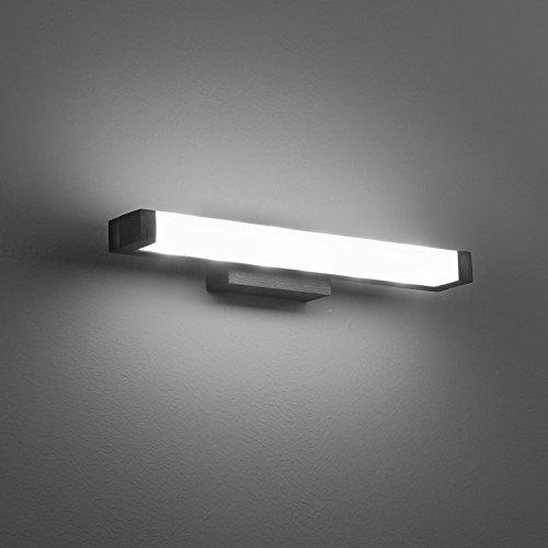 over mirror lighting. Ultra Beam Lighting - 6 Watt Black LED Over Mirror Light Fitting 320mm Wide G