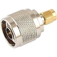 وصلة انتينا الجيل الرابع N-male Plug to SMA-Male Plug Adapter