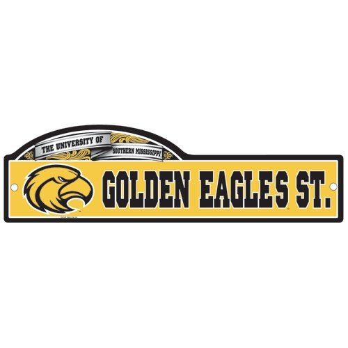 Southern Miss Golden Eagles Official NCAA 4