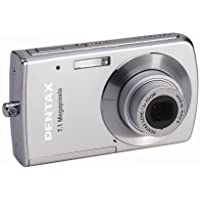 Pentax Optio M30 7.1MP Digital Camera with 3x Optical Zoom