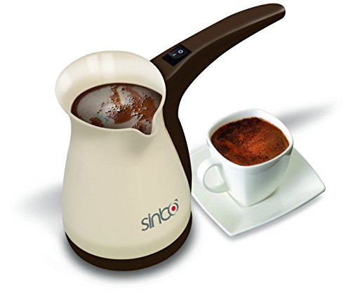 Coffee Maker Uae : Sinbo Turkish coffee maker pot, Electrical Cezve, ibrik, kettle, Made in Turkey in the UAE. See ...