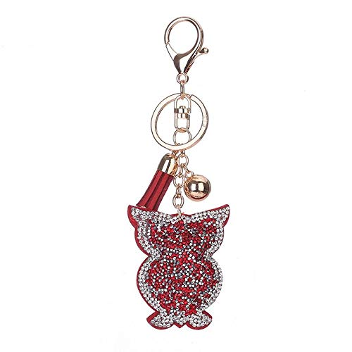 Sentra Drl - Valentine 39 S Day Birthday Gift Glistening Owl Keychain Women Apos Inlaid Two Color Easy - Silicone Hose Shape Solid Wheel Cleaner Bead Handbag Woman Sheet Dinner Diamond Wate