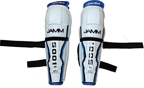 JAMM 5001 Youth Shin Guards Hockey, 10
