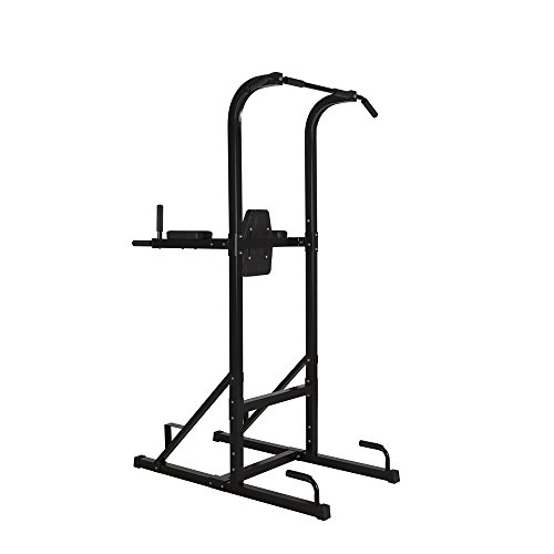 Confidence Fitness Confidence Olympic Power Tower V.2 Black by Confidence Fitness (Image #1)
