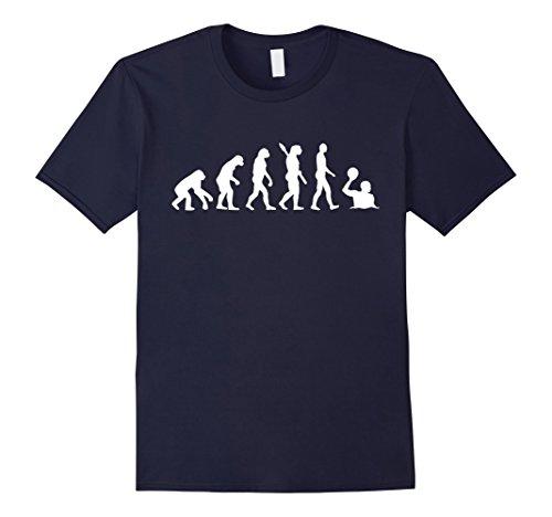 Men's Evolution water polo T-Shirt Medium Navy