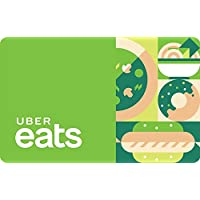 Deals on $50 Uber Eats Gift Card (Email Delivery)