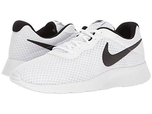 [NIKE(ナイキ)] メンズランニングシューズ?スニーカー?靴 Tanjun White/Black 10 (28cm) D - Medium