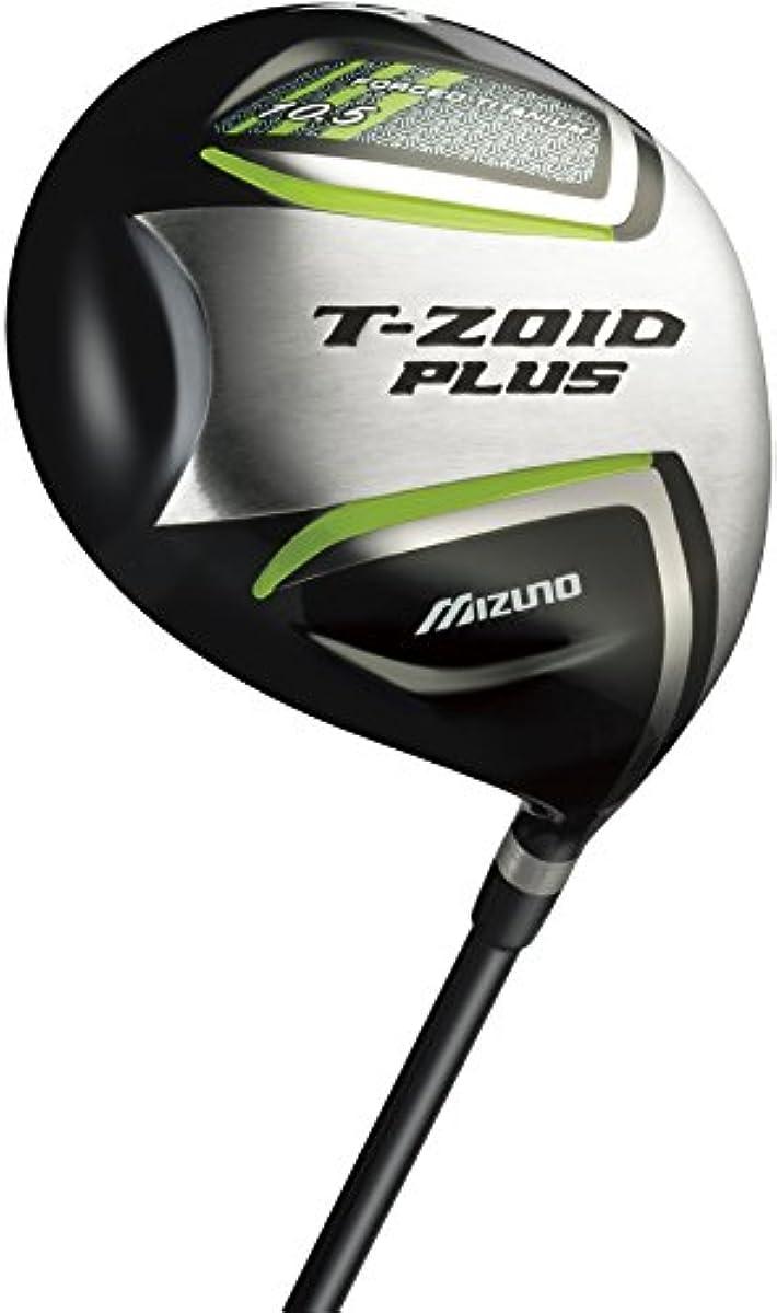 [해외] MIZUNO 미즈노 티 조이드 플러스 드라이어이버(T-ZOID PLUS 오리지널 카본 샤프트부)/골프 클럽 5KJBB15351