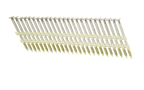 Steelhead ST4D148RSS 1-1/2 in. x .148 in. Ring Stainless Steel Framing Nails 3000/box