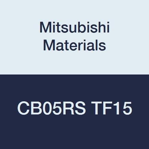Right 5 mm Shank Dia Mitsubishi Materials CB05RS TF15 CB Series Carbide Micro-Mini Twin Boring Bar without Breaker Non-Coated 0.05 mm Radius 70 mm Length