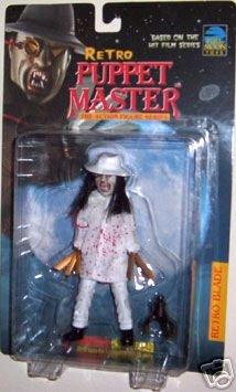 Puppet Master Blood Retro Blade White]()