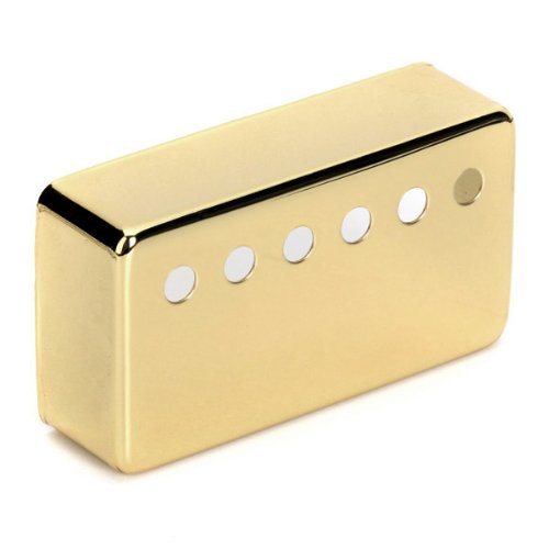 Gold Gloss Copper Metal Guitar Humbucker Pickup Cover 52mm For Gibson Les Paul