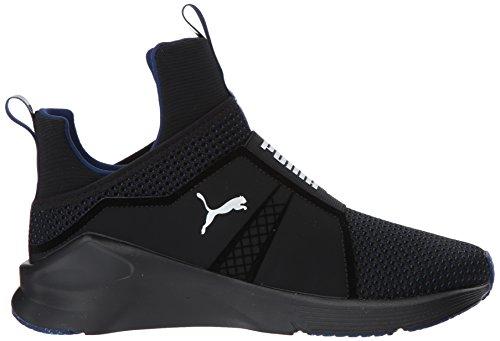 Pour Fierce icelandic Velvet Vr Black Blue Chaussures Puma Femmes 7RIqHH