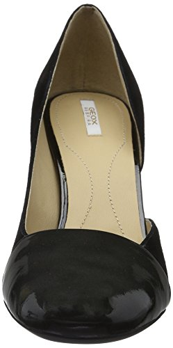 D Blackc9999 C Nero Tacco Donna Scarpe High Audalies con Geox pB4cqTPy4