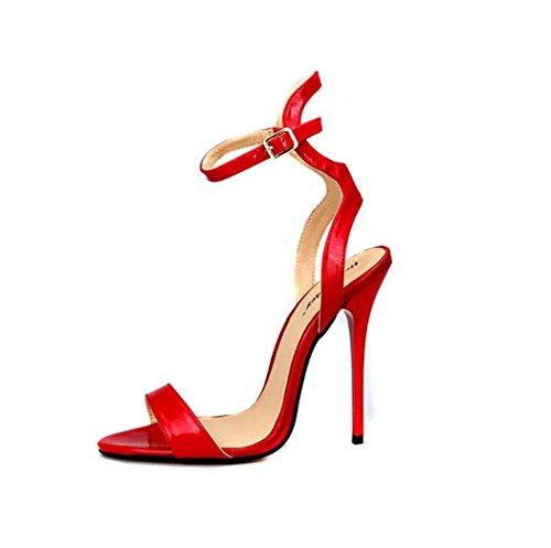 Mujer Sandalias para de Zapatos Tac 5x6q70