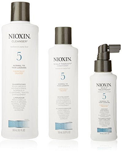 Nioxin 5 Hair System Kit for M…
