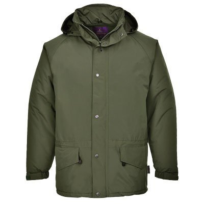 S530 Green talla Green Forest Portwest color XL Armada chaqueta Arbroath RwRqdg