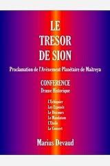 Le Trésor de Sion (French Edition) Kindle Edition