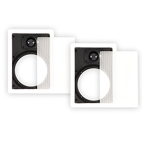 in wall speaker cover - 2