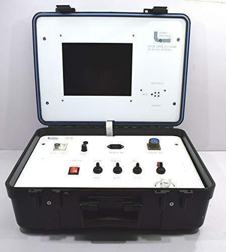Hydro Resource SCTV 102/MF1904 Suitcase Control CCTV System