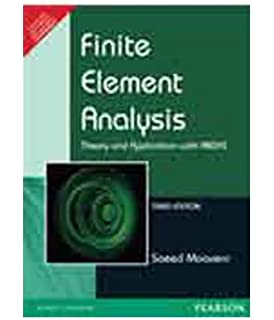 Buy Fundamentals of Finite Element Analysis (McGraw-Hill Mechanical