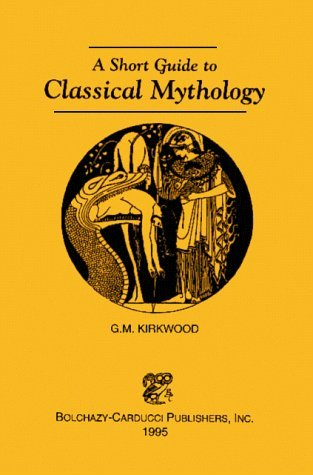 A short guide to classical mythology.