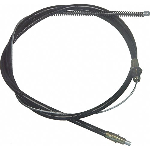 Wagner BC128658 Premium Parking Brake Cable, Rear Left