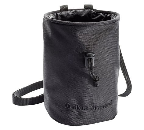 Black Diamond Mojo Chalk Bag - Black Small/Medium by
