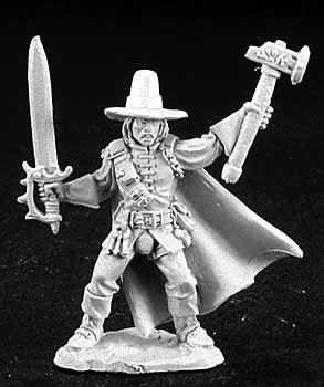 Reaper Abram Duskwalker, Witch Hunter ()