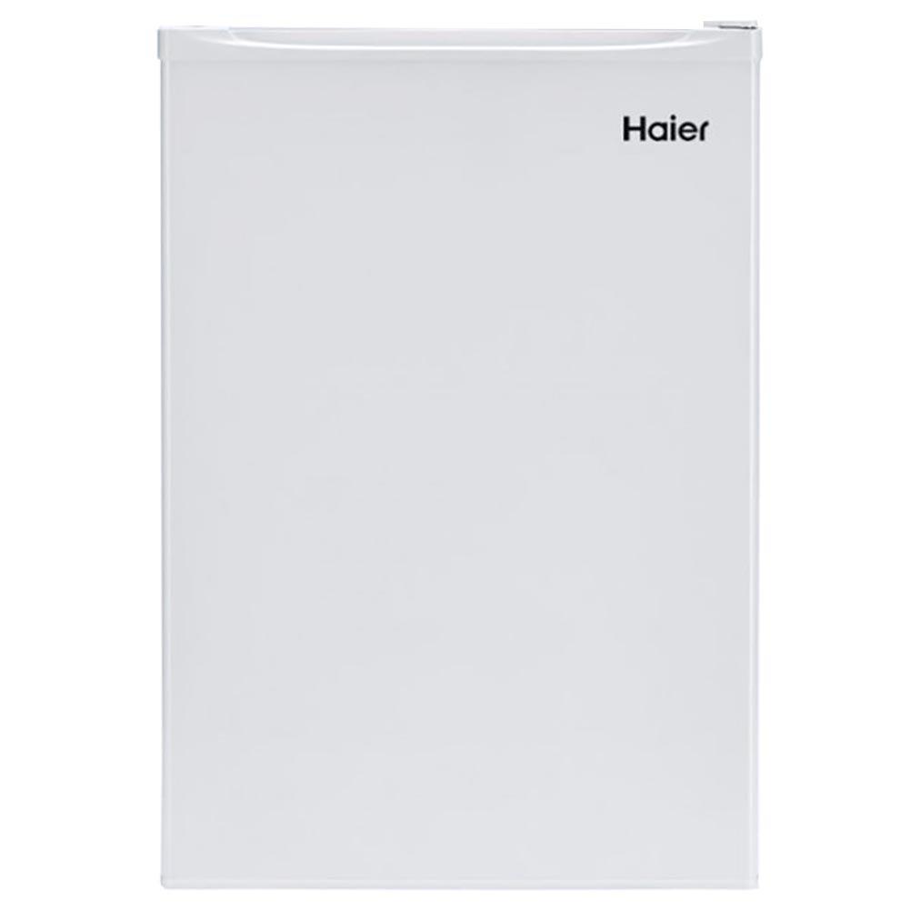 GE Major Appliances Haier HRC2731ACW 2.7 Cubic Feet Energy Star, White Compact Refrigerator