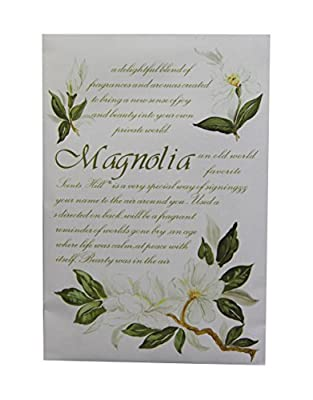 Scents Hill Fragrance Sachet Packets to Closet and Drawer,Lot of 4 (Magnolia)