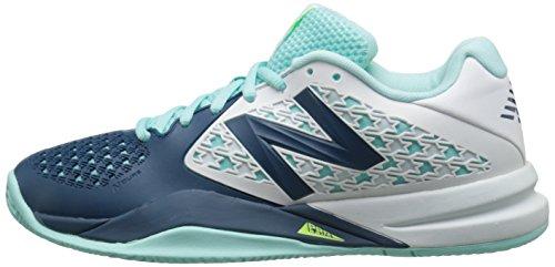 New Balance レディース WC996V2 Tennis Shoe-W
