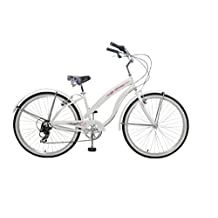 Cycle Force Women's Stylish Cruiser, 26 x 15.5 inch/One Size