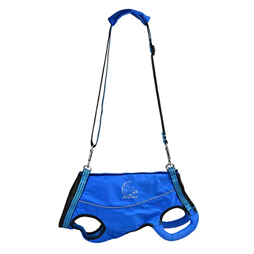 Alfie Pet – Bunny Support & Rehabilitation Lifting Harness Front and Rear Set