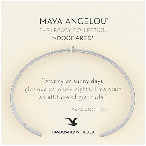 Amazon Collection Dogeared Maya Angelou 2.0