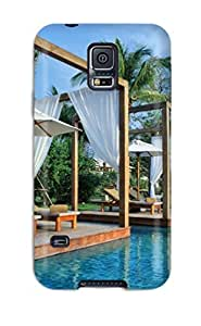 New Fashion Premium Tpu Case Cover For Galaxy S5 - Thailand Holidays