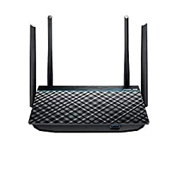 ASUS RT-ACRH13 Dual-Band 2x2 AC1300 - Best Router for Small Apartments