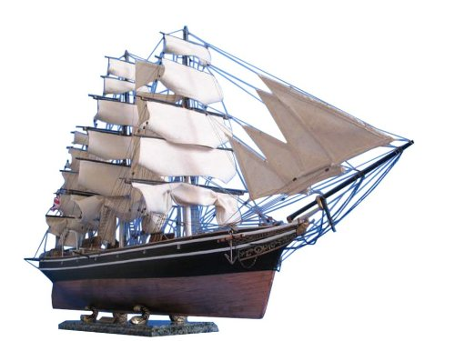 Flying Cloud Ship - Hampton Nautical  Limited Edition Flying Cloud 50