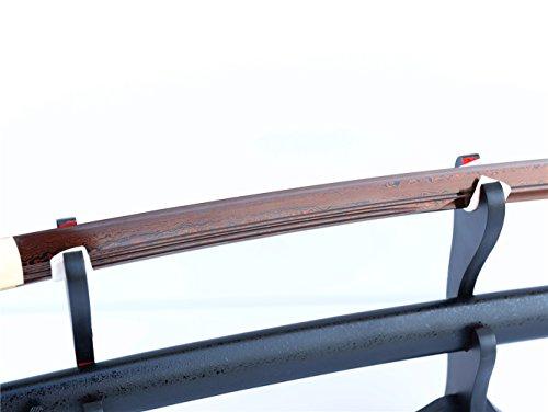 Amazon.com: Red hoja de acero unokubitsukuri espada Katana ...