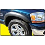 Elite Spoilers Dodge Ram Fender Flares 02-08 OE Factory Style 4 Piece Set