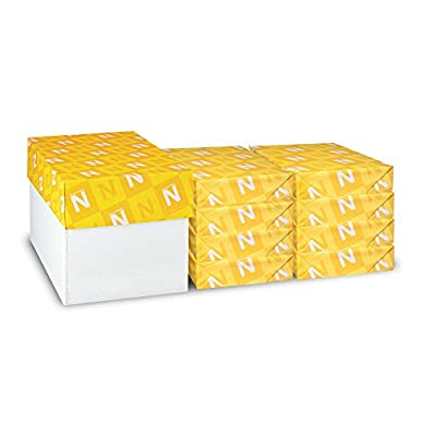 """Neenah Paper Exact Index Card Stock, 8.5""""x11"""", 90 lb , White, 2000 Sheets (40311)"""