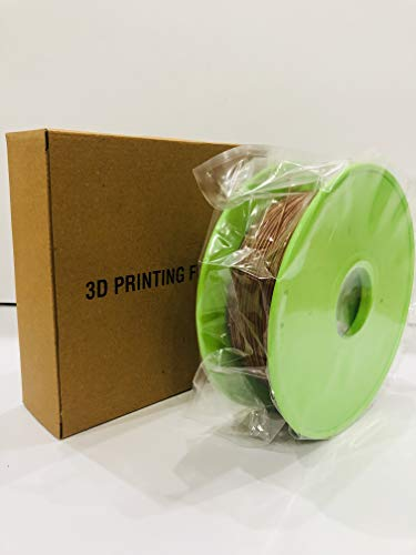 3DKast 1.75mm Pla 3D Printer Filament - Copper Brown