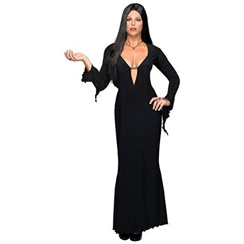Morticia Plus Size Adult Costume - Plus Size - Gomez And Morticia Costumes