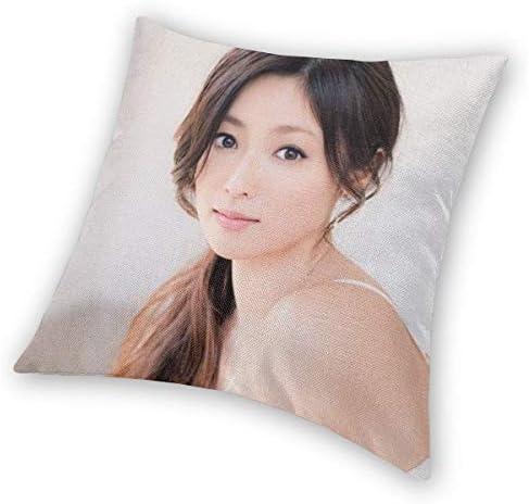 抱き枕カバー 枕カバー ピローケース 深田恭子 抱き枕 ピローカバー クッションカバー 正方形 24