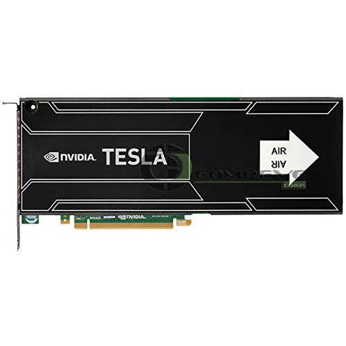 Nvidia Tesla K10 8GB GDDR5 PCIe x16 with two GK104 Kelper GPU Graphics Proces...