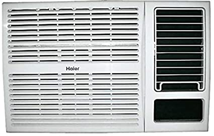 Haier 1.5 Ton 3 Star Window Air Conditioner (Copper, HW-18CV3CNA White)