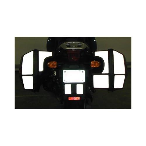 Nice BMW K1200RS Side Bag Reflective 3M Vinyl Tape ME RK-3 for sale