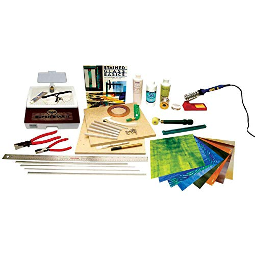 - Ultimate Stained Glass Start-Up Kit