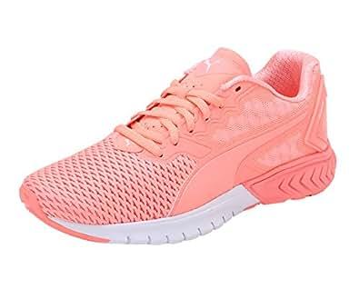 Puma Ignite Dual Wn's red Technical_Sport_Shoe For Unisex, Size 40.5 EU