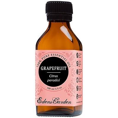 Grapefruit 100% Pure Therapeutic Grade Essential Oil by Edens Garden